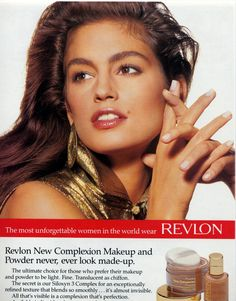 Revlon | Cindy Crawford