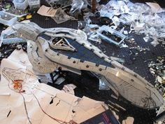 Six-foot-long Lego Halo Assault Carrier is curvier than Beyonce | DVICE
