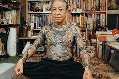Legendary Tattoo Artist Horiyoshi III Talks Full Body Tattoos