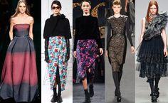 Модные хиты в журнале Burda 09/2014 #burdastyle #burda #мода #fashion