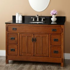 "48"" Halstead Vanity with Undermount Sink"
