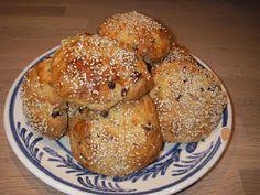 Glutenfrie fristelser: Langtidshævede havreboller, glutenfrie