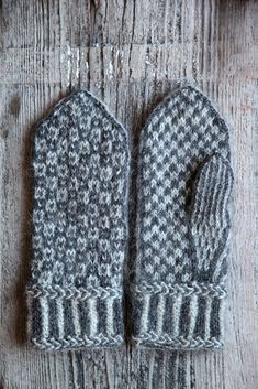 Ravelry: Wisby mittens by Pia Kammeborn