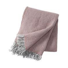 Fogg villahuopa - nude (roosa) - Klippan Yllefabrik