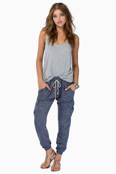 Relaxing Day Pants