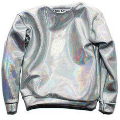 Holographic Long Sleeve Shirt