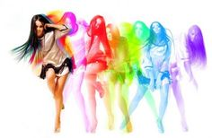 colorful dancers - Google Search