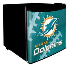 Use this Exclusive coupon code: PINFIVE to receive an additional 5% off the Miami Dolphins Dorm Room Refrigerator at SportsFansPlus.com
