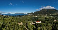 Photo Credit: Kefalonia Luxury villas