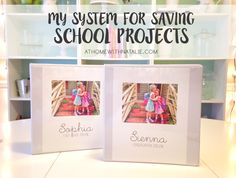 My System for saving school projects-athomewithnatalie