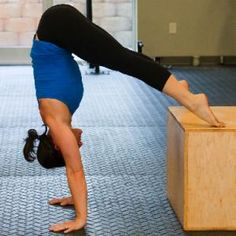 Follow this four-week cycle to achieve better handstands, freestanding handstand push ups, press handstands, and handstand walking.