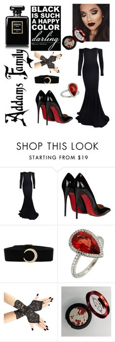 """""""Halloween Costume Ideas"""" by mona-klemetti ❤ liked on Polyvore featuring Christian Louboutin and Halloween"""