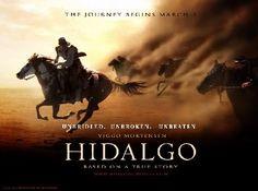 Hidalgo...my favorite movie always
