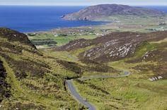 Manmore Gap, Inishowen - Wild Atlantic Way