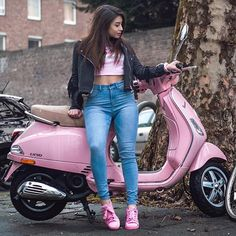 Abusing pink vehicles which aren't mine   by @shootsnapper