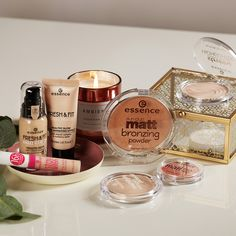 essence face products #essence #face #powder #makeup