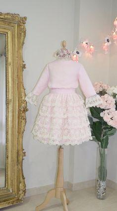 Vestido de niña para boda, comunión etccc