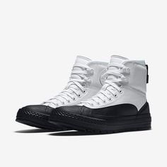Converse Estimated time of arrival (ETA) outside USA approximate 8 to 25 business days. converse black purple high tops chuck taylor all star mens shoes Boys Shoes, Men's Shoes, Nike Shoes, Shoe Boots, Shoes Sneakers, Mens Fashion Shoes, Sneakers Fashion, Mode Sombre, Pullover Shirt