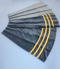 Žabacorporation: Cranach skirt