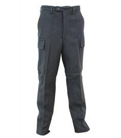 Finnish Army Wool Pants - New