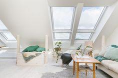 estilo escandinavo diseño interiores decoraciones armónicas decoración nórdica decoración de dúplex decoración de áticos colores textiles