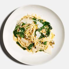 The pungent garlic notes in ramps make them the perfect accompaniment for any pasta dish.