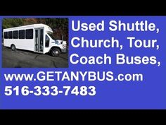 Used Church Buses For Sale In LA by NY Dealership | Call CHARLIE @ 516-333-7483 | 2009 Ford E450 25 Passenger Shuttle Casino Bus For Sale in Louisiana