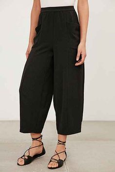 Silence + Noise Amy Cocoon Pant - Urban Outfitters