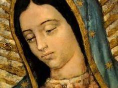 Los Misterios de La Virgen María de Guadalupe.