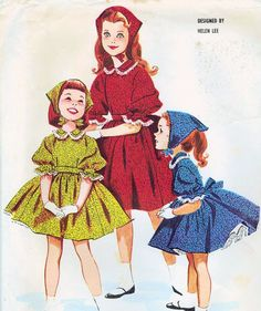 1950s McCall's 4465 Vintage Sewing Pattern by midvalecottage