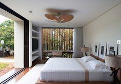 S³ ARQUITETURA E PLANEJAMENTO: Decoração: quartos minimalistas
