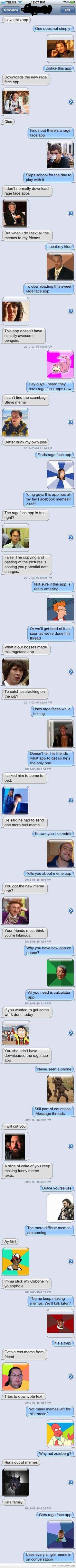 I love Memes :)