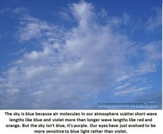 blue sky facts