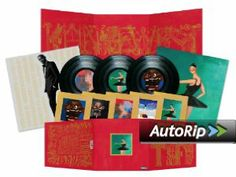 Amazon.com: My Beautiful Dark Twisted Fantasy [3 LP]: Music
