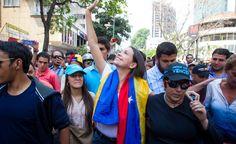 ¡POR LA SOBERANÍA POPULAR!: AVALANCHA en apoyo a María Corina este 1A en la Plaza Brión