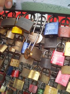 LoveLocks everywhere!