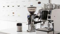 DC Mini, Macap, caffè