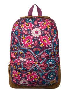 roxy, Gallery Backpack, Grape Wine-6 (psf6)