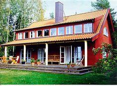 Sommarhus, Ingarö. Foto: Mikael Förster.