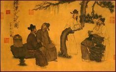 . Chinese Buddhist Art, and Chinese Flowers and Birds.
