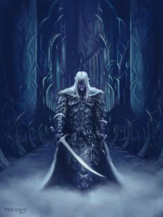 Drizzt by JohnDotegowski.deviantart.com on @deviantART