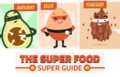 The Superest Super Food Guide
