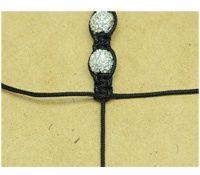 shamballa bracelet tutorial