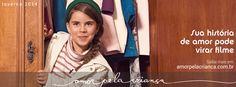 Você já imaginou a sua história de amor pelo filho contada na TV? A Brandili quer conhecer esse momento inesquecível. Acesse www.amorpelacrianca.com.br e inspire mamães de todo o Brasil :)