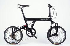 Birdy Classic GCS別注カラー   折りたたみ自転車・ミニベロ専門店 GREEN CYCLE STATION
