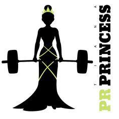 9th in series (Tiana). CrossFit + Disney.