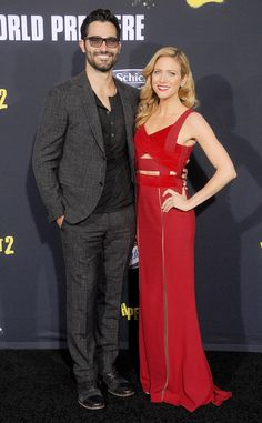 Brittany Snow and Boyfriend Tyler Hoechlin Make Rare Red Carpet Appearance Together at Pitch Perfect 2 Premiere