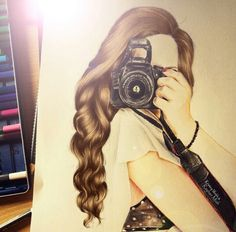 Kristina Webb - pencil colour awesomist