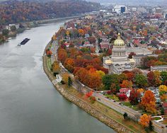 The Capital in all it's Autumn Glory-Danita R Allen--AOUWV