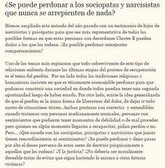 ¿Es posible perdonar la #violenciapsicologica y el #abuso de #narcisistas y #psicopatas? Texto completo en http://sobreviviendoasociopatasynarcisistas.blogspot.com.ar/2015/01/se-puede-perdonar-los-sociopatas-y.html